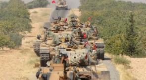 وزارة الدفاع التركية تعلن عن بدء العملية البرية في العدوان على سوريا