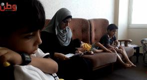 والدة ثلاثة أطفال يعانون من الفشل الكلوي تناشد المسؤولين وأهالي الخير عبر وطن لمساعدتها في علاجهم
