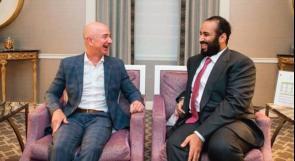 الغارديان تنشر تفاصيل عن اختراق محمد بن سلمان لهاتف لصاحب شركة امازون جيف بيزوس