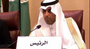 رئيس البرلمان العربي يدعو البرلمان الألماني للاعتراف بدولة فلسطين