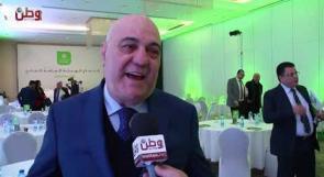 أكرم جراب لوطن: بنك القدس قادر على مواجهة أي مخاطر مستقبلية