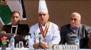 """الأول من نوعه في فلسطين.. الإعلان عن موعد انطلاق فعاليات مهرجان الطهي الدولي """"أرض كنعان"""" في أريحا"""