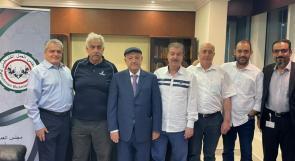 سعيًا للحفاظ على التاريخ الفلسطيني: مجلس العمل الفلسطيني يستقبل مدير متحف فلسطين في الولايات المتحدة