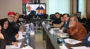 منظمة التحرير تعلن عن تشكيل لجنة استشارية لدائرة حقوق الانسان والمجتمع المدني