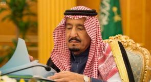 فيديو  إطلاق نار قرب أحد القصور الملكية في الرياض ونقل الملك للقاعدة الجوية