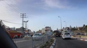 إصابة شاب من البعنة برصاص شرطة الاحتلال