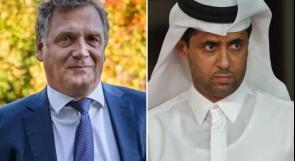 """توجيه تهم فساد لرئيس قنوات """"بي ان"""" القطرية والأمين العام السابق لـ """"فيفا"""""""