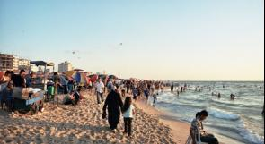 حدوث تحسن نوعي في جودة مياه شاطئ محافظات غزة