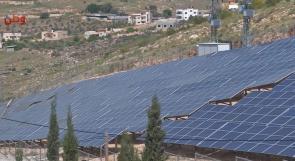الفلسطينيّون يقارعون الاحتلال بالخلايا الشمسية