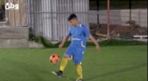 خاص بالفيديو | محمد محترف الكرة الصغير .. عينه على المنتخب الوطني