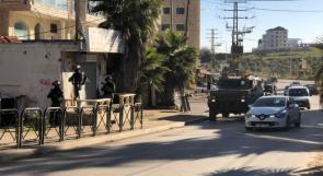 الاحتلال يقتحم حي الماسيون في رام الله لليوم الثاني