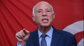 التلفزيون الرسمي التونسي يعلن فوز قيس سعيد برئاسة تونس بنسبة 76.9%