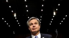 مدير FBI: الصين أكبر خطر على الأمن القومي الأمريكي