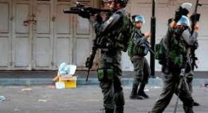 الاحتلال يقتحم كفر عقب ويعتقل الشاب محمد صبح