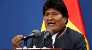 إيفو موراليس: حكومة بوليفيا استدعت الجيش الإسرائيلي لحمايتها ومحاربة اليسار
