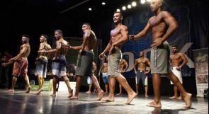 تنظيم بطولة كمال الأجسام في القدس بعد 40 عاماً من الانقطاع