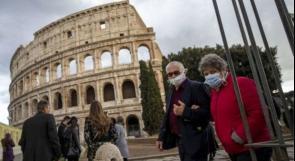 إيطاليا تسجل 37 وفاة و1325 إصابة جديدة بكورونا