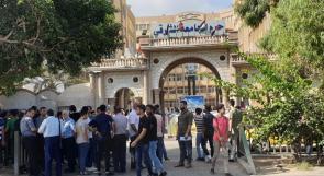 الشعبية تستنكر الاعتداء الآثم على الطلاب والعاملين في جامعة الأزهر