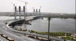 """""""أعرض"""" جسر بالعالم في مصر"""