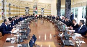 انتهاء جلسة الحكومة اللبنانية واقرار بنود الورقة الإصلاحية والموازنة