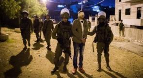 اعتقالات واقتحامات واسعة لجيش الاحتلال في الضفة