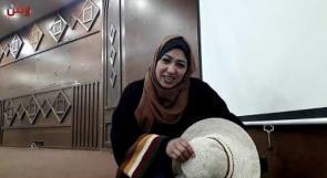 """""""ريهام """" .. سندريلا المسرح في غزة"""