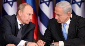 موقع عبري: بوتين يأمر بتشديد الاجراءات الروسية ضد اسرائيل