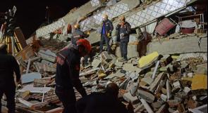 ارتفاع حصيلة قتلى زلزال تركيا إلى 29