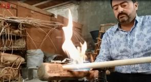 صناعة الخيزران.. حرفة تراثية تصارع من أجل البقاء في غزة