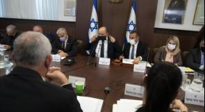 الإعلام العبري:خلافات حول الاستيطان وإغلاق مؤسسات فلسطينية وافتتاح القنصلية الأمريكية قد تفكك حكومة بينيت