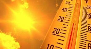 """بداية اسبوع حارة جدا و""""الارصاد"""" تحذر"""
