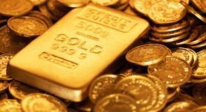 الذهب يبلغ ذروته في أكثر من 5 أشهر