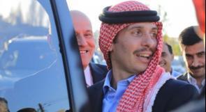 الأردن: عدم صحة ما نشر من حول اعتقال الأمير حمزة