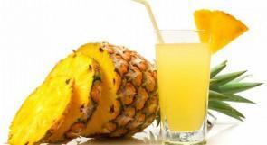 عصير فاكهة يحارب السعال المزمن وانتفاخ البطن