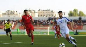منتخبنا الوطني يفوز على نظيره الاوزبكستاني