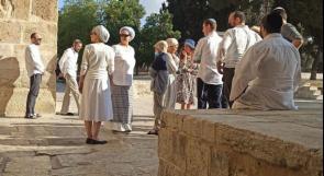 الأردن يدين اقتحام المتطرفين للمسجد الأقصى