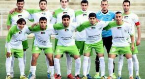 إسلامي قلقيلية في صدارة دوري الدرجة الأولى مؤقتا بفوزه على هلال أريحا