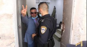 الاحتلال يقرر منع رئيس هيئة المرابطين يوسف مخيمر من دخول الاقصى لـ 6 أشهر