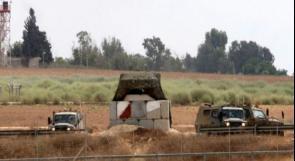 الاحتلال يطلق النار صوب المزارعين شرق خان يونس