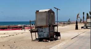 """ضجة حول رسوم ترخيص """"الأكشاك"""" في غزة.. وأصحابها عبر وطن: البلدية لا تنظر لظروفنا!"""