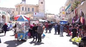 """كاميرا وطن تستطلع آراء المواطنين في بيت لحم.. """"هل أنت مع استمرار إضراب المعلمين أم لا، ولماذا؟"""""""