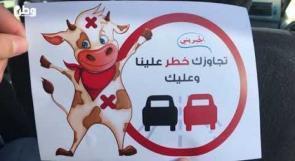 """""""سلامتكم بتهمنا"""".. حملة مرورية لشركة الجبريني للتوعية بقوانين السير"""