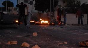 إصابة خطيرة في مواجهات مع قوات الاحتلال شمال بيت لحم