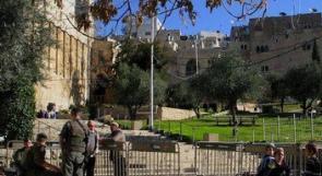 يهوديتان يمزقن القرآن في الحرم الإبراهيمي