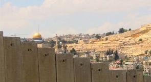بلدية الاحتلال تسعى لنقل خدمات 90 ألف مقدسي خلف الجدار للجيش