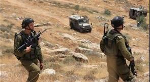 الاحتلال يهدم 5 خيام في منطقة عرب كريشان شرق بيت لحم