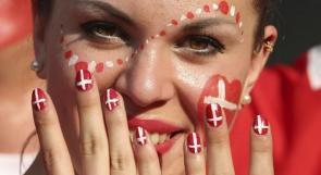 """بالصور .. حسناوات أوروبا في """"يورو 2012 """""""