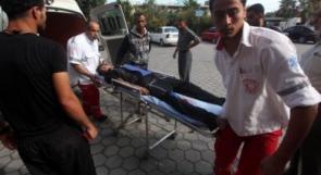 إصابة مواطن برصاص الاحتلال شرق رفح