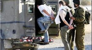 الاحتلال يعتقل مواطنين من بلدة قباطية جنوب جنين