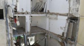 مصرع عامل فلسطيني جراء انهيار مبنى في 'تل ابيب'